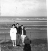 Montrose Beach Mummy, Grandad and Gran McHardy 1970's