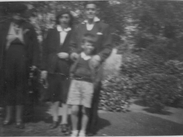 Agnes Scott Cordiner McHardy, wife of Authors Son, Grandad, Gran McHardy and Daddy