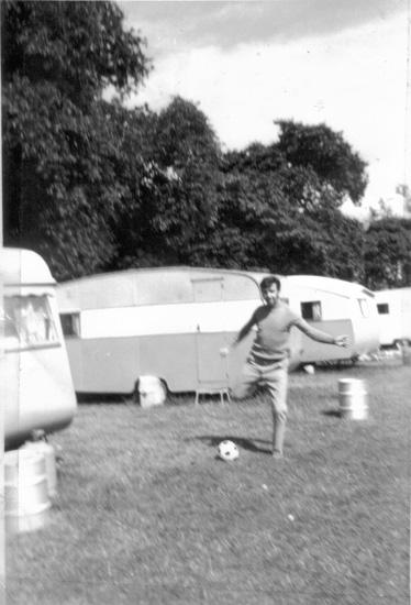 Daddy Robert McHardy at Tayock