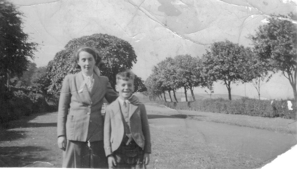 Gran McHardy and Daddy
