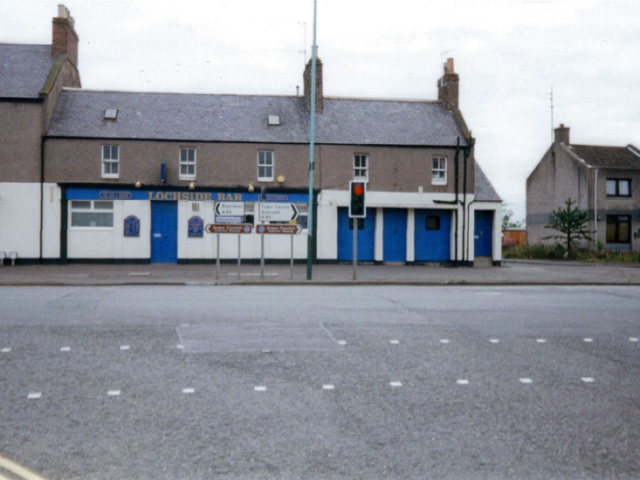 Lochside Bar Montrose