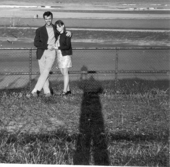 Montrose Beach Daddy and Mummy