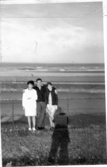 Montrose Beach Mummy, Grandad and Gran McHardy 1970's