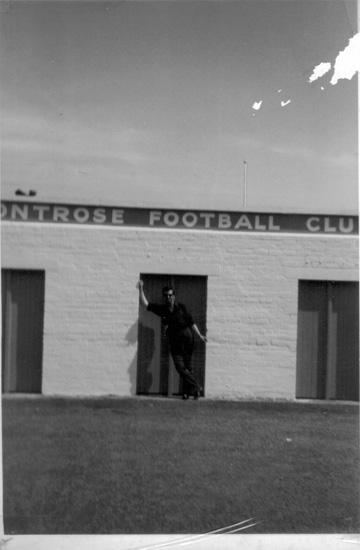 Montrose Football Park Daddy