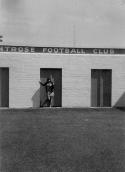 Montrose Football Park Mummy