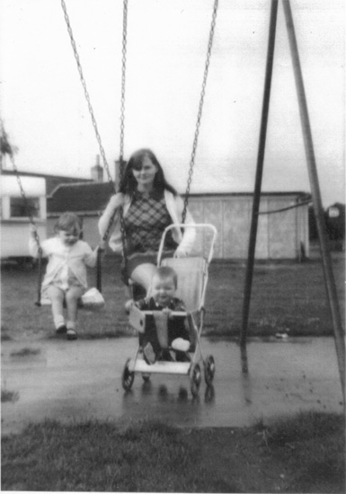 Mum, Lynn and William